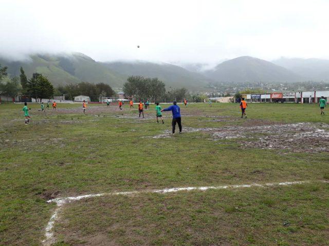 estadio Los Cuartos Tafí del Valle