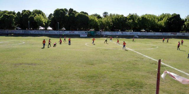 cancha Sport Club San Carlos