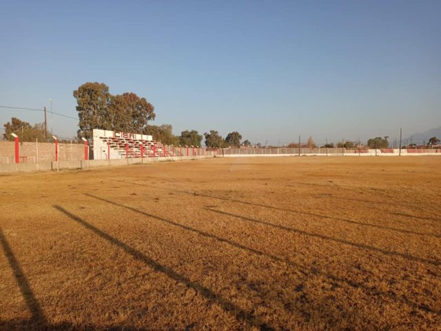 Sportivo Rivadavia San Juan tribuna