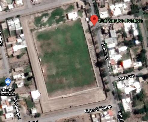 Sportivo Rivadavia San Juan google map