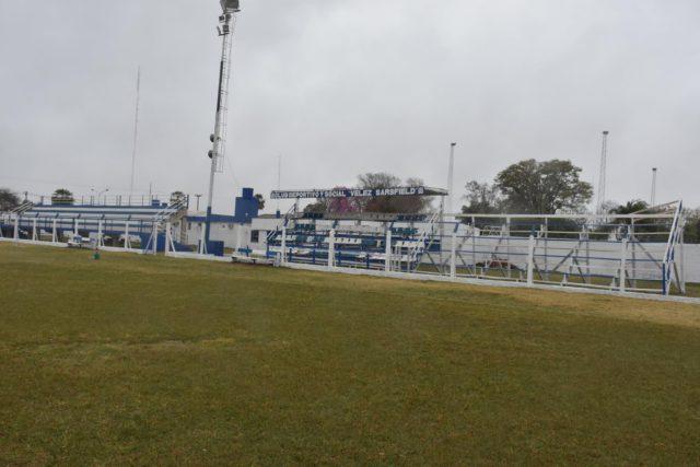Velez Sarsfield Tres Isletas tribunas