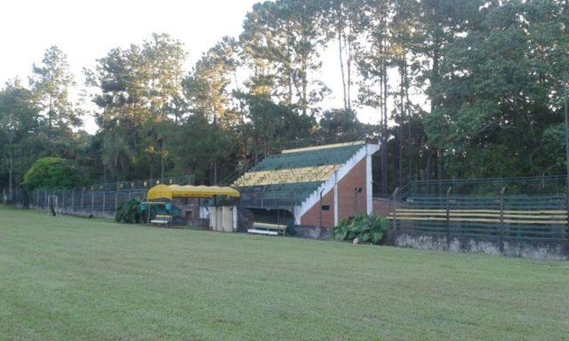 Oro Verde Eldorado tribunas