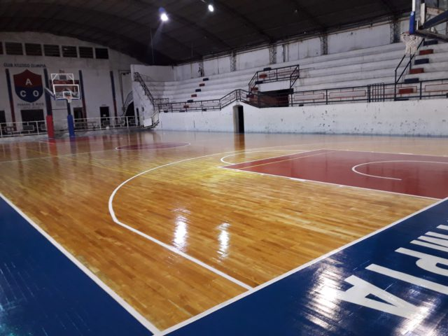 estadio Olimpia Paraná