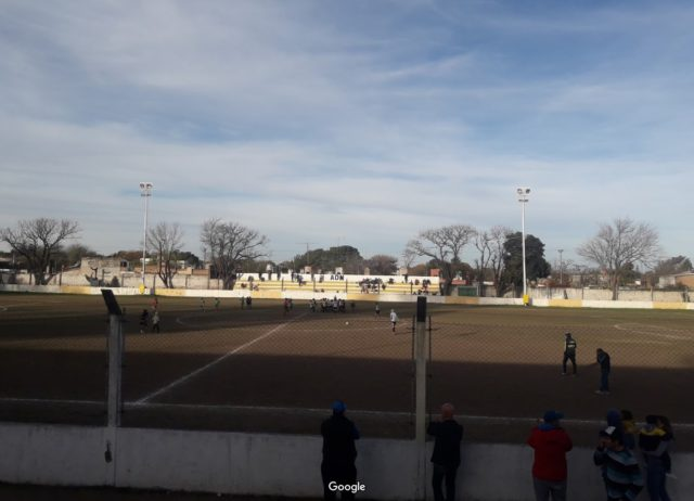 Deportivo Norte Alta Gracia tribuna