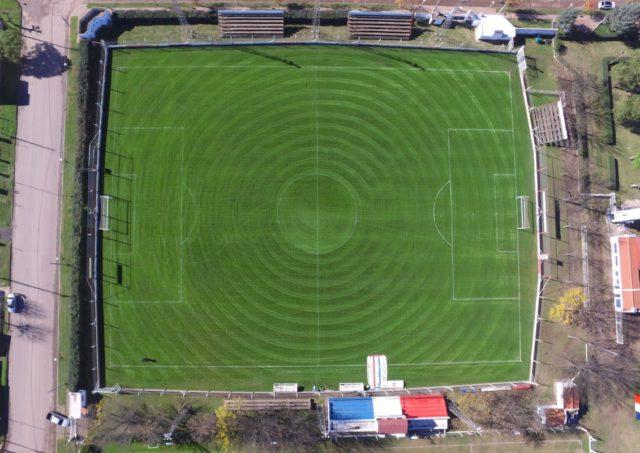 Estadio Héctor Antonio Serra Monte Buey