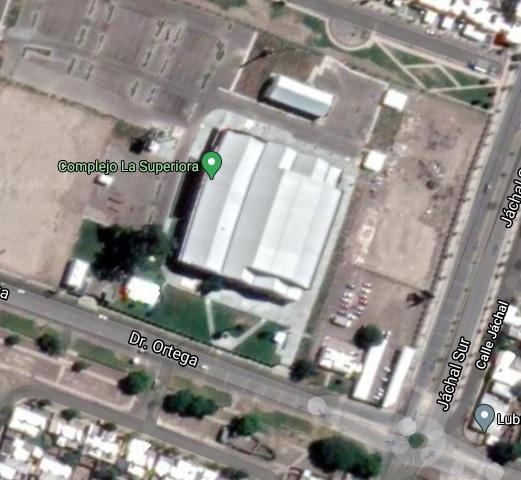 Complejo La Superiora San Juan google map