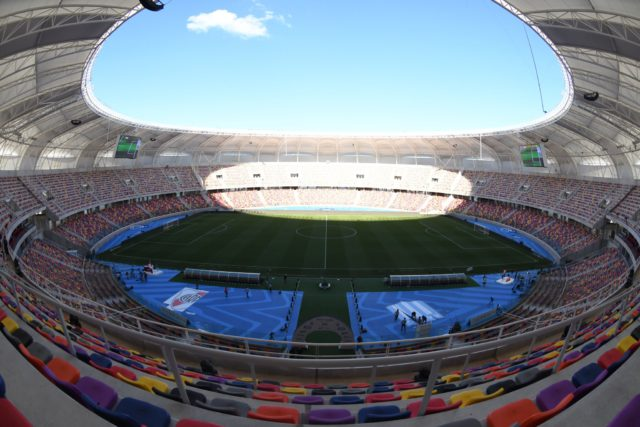 Estadio Madre de Ciudades