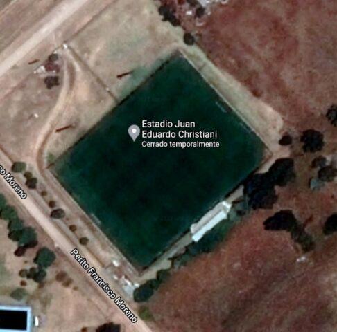 Atlético Huanguelen google maps