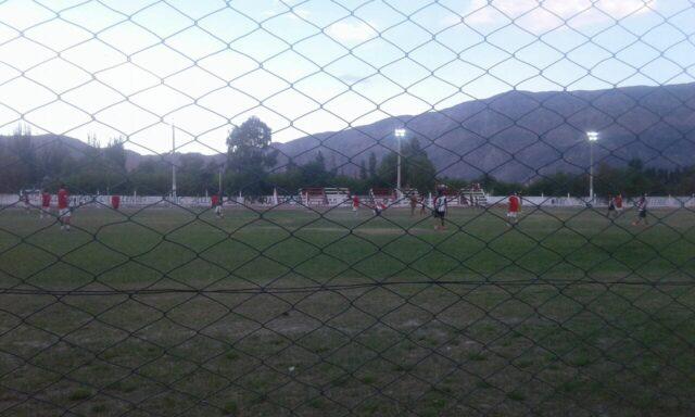 Juventud Zondina tribuna