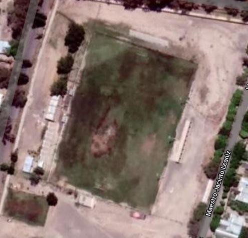 Juventud Zondina google map