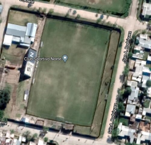 Sportivo Norte Rafaela google map