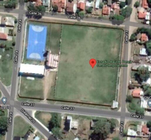 Social Santa Teresita google map