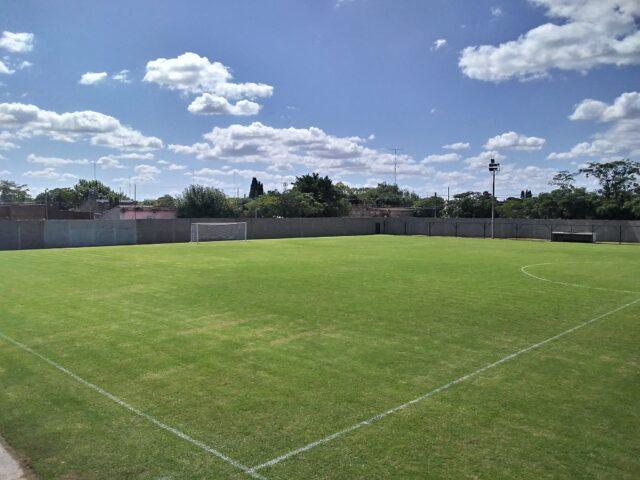 estadio San Antonio de Areco