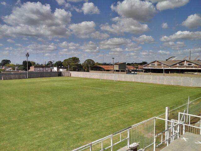 estadio municipal San Antonio de Areco