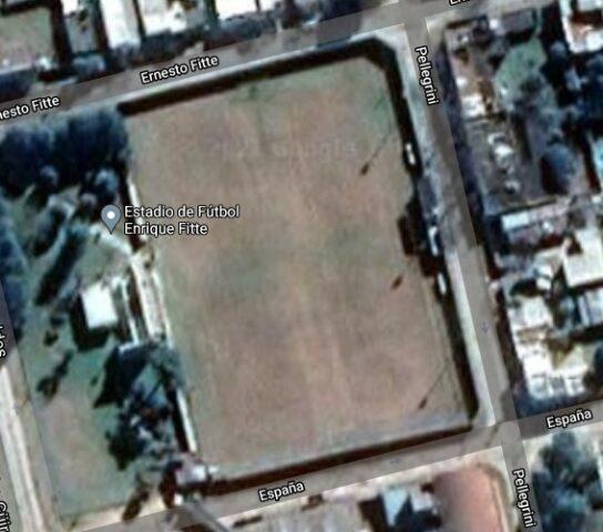 estadio San Antonio de Areco google map