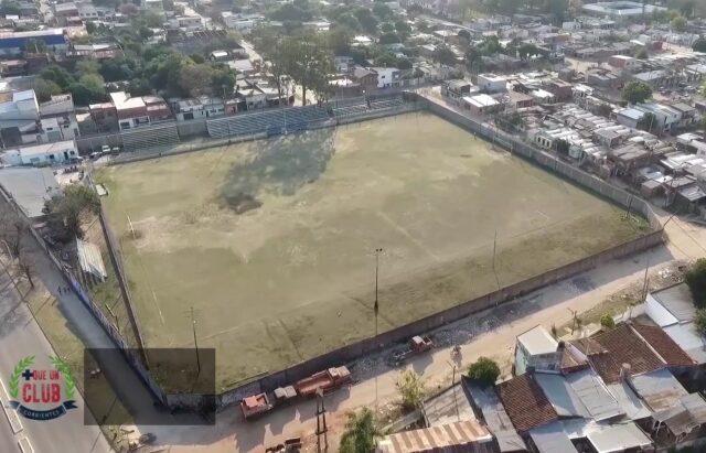 cancha Atlético Alvear Corrientes