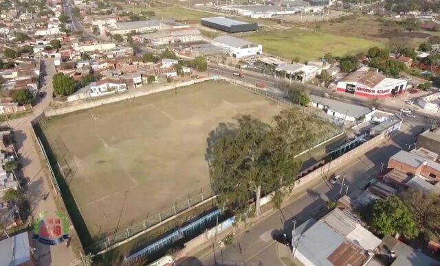 estadio Atlético Alvear Corrientes