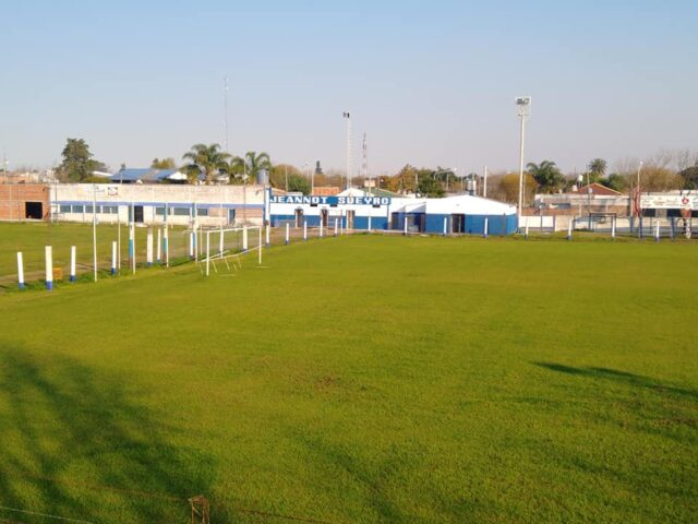 Estadio Jeannot Sueyro Maciá