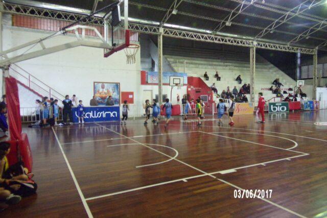 Club Basquetbol Córdoba tribuna