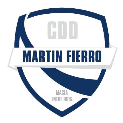 escudo Martin Fierro Macia