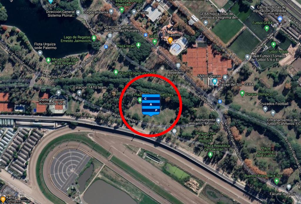 mapa cancha porteño 2021
