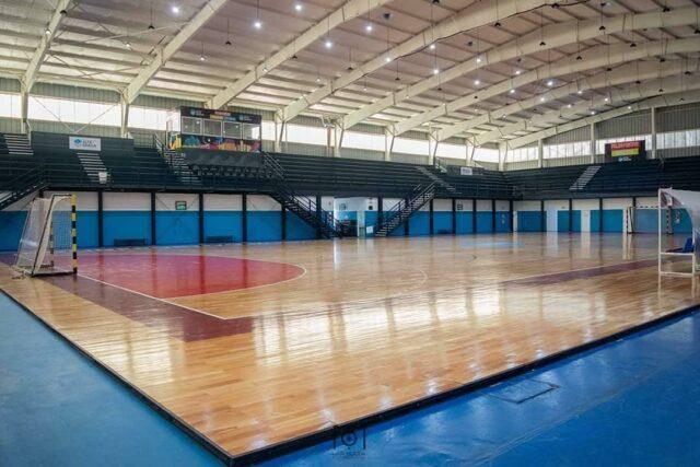 Polideportivo municipal Alta Gracia