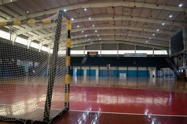 estadio Polideportivo de Alta Gracia