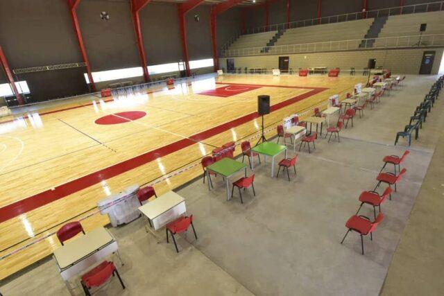estadio Salón de los Deportes Villa María