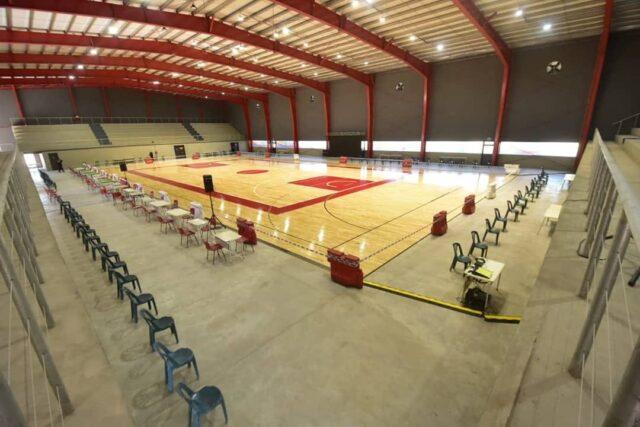 Salón de los Deportes Villa María