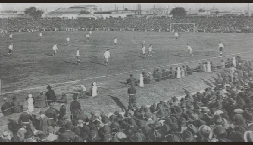 cancha sportivo barracas 1921