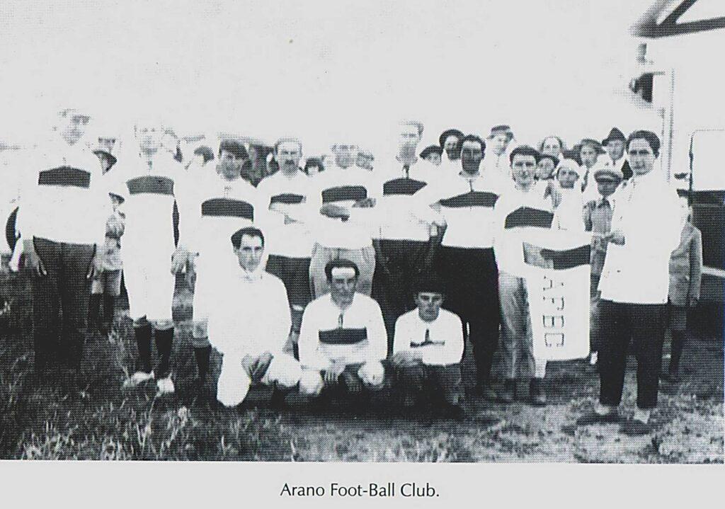 Arano Foot Ball Club equipo