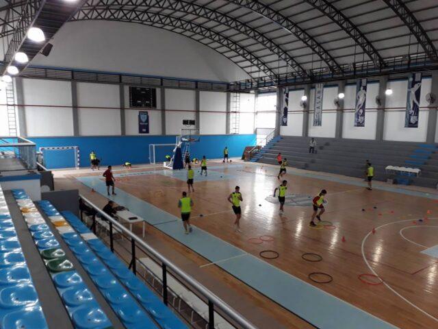 estadio cubierto Argentinos del Norte Clorinda