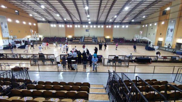 estadio municipal Papa Francisco Jachal