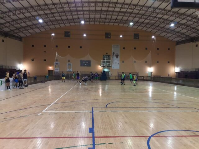 estadio municipal Jachal