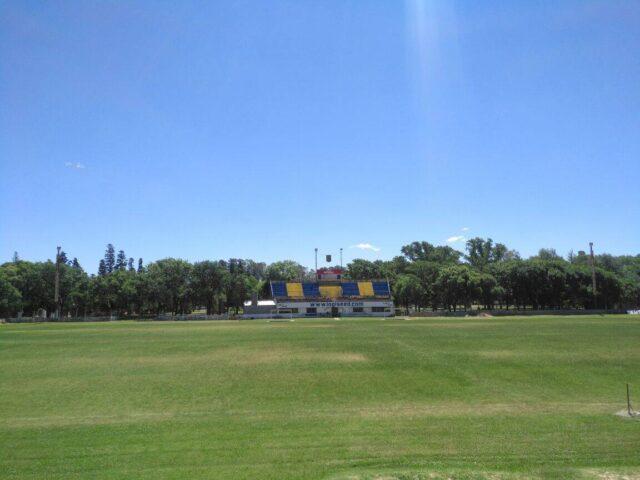 Centenario FBC Venado Tuerto tribuna